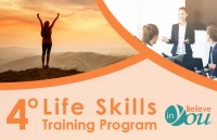 4ο Life Skills Training Program από το Believe in You